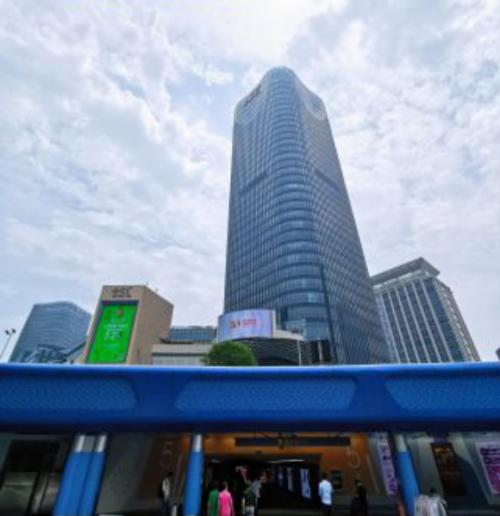上海合生汇 周末必逛的商场之一