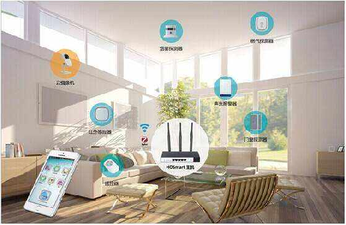 科技尖尖融入生活,广州智进智能家居创新生活!